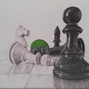 Christel Bieler – Schach