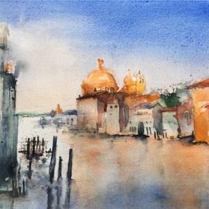 Ursula Schneider – Venedig